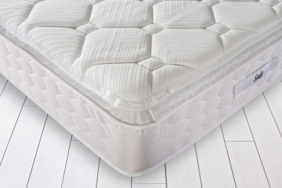 Save £50 at Argos on Sealy Activ Geltex Pillowtop Single Mattress