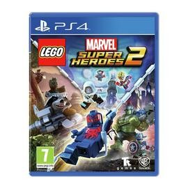 Save £9 at Argos on LEGO Marvel Super Heroes 2 PS4 Game