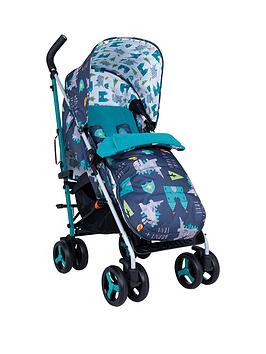 Save £20 at Very on Cosatto Supa 3 Stroller - Dragon Kingdom