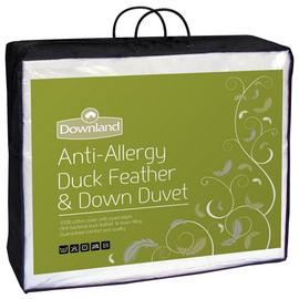 Save £24 at Argos on Downland 15 Tog Duck, Feather and Down Duvet - Superking