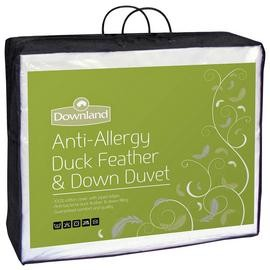Save £16 at Argos on Downland 10.5 Tog Duck, Feather and Down Duvet - Double