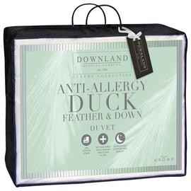 Save £12 at Argos on Downland 10.5 Tog Duck, Feather and Down Duvet - Single