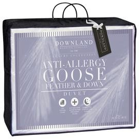 Save £12 at Argos on Downland 10.5 Tog Goose, Feather and Down Duvet - Single