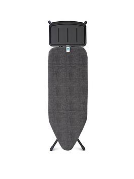 Save £15 at Very on Brabantia Ironing Board C With Black Denim Print Cover