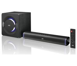 Save £50 at Currys on JVC TH-D258B 2.1 Wireless Compact Sound Bar