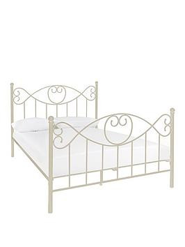 Save £40 at Very on Juliette Bed Frame With Mattress Options (Buy And Save!) - Bed Frame Only