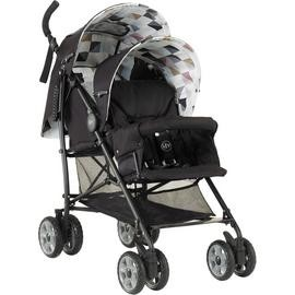 Save £25 at Argos on MyChild Sienta Duo Tandem Stroller - Black