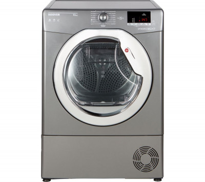 Save £80 at Currys on HOOVER Dynamic Next DX C10DCER NFC 10 kg Condenser Tumble Dryer - Graphite, Graphite