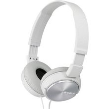 Save £5 at Argos on Sony ZX310 On-Ear Headphones - White