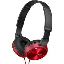 Save £5 at Argos on Sony ZX310 On-Ear Headphones - Red