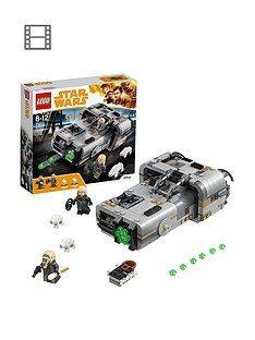 Save £5 at Very on LEGO Star Wars 75210 Moloch's Landspeeder