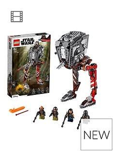 Save £6 at Very on LEGO Star Wars 75254 AT-ST Raider Vehicle with 4 Minifigures