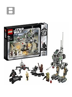 Save £3 at Very on LEGO Star Wars 75261 Clone Scout Walker™ – 20th Anniversary Edition