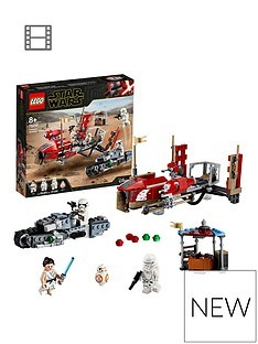 Save £5 at Very on LEGO Star Wars 75250 Pasaana Speeder Chase Treadspeeder Vehicle