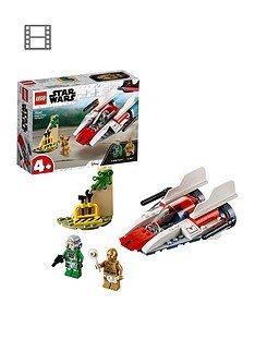 Save £2 at Very on LEGO Star Wars 75247 Rebel A-Wing Starfighter™