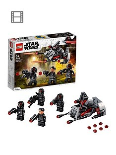 Save £2 at Very on LEGO Star Wars 75226 Inferno Squad™ Battle Pack