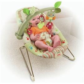 Save £15 at Argos on Fisher-Price Woodsy Friends Comfy Time Bouncer