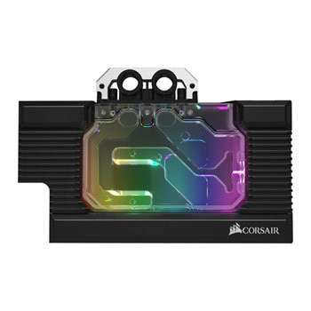Save £55 at Scan on Corsair Hydro X XG7 RGB GeForce RTX 2070 Graphics Card Water Block