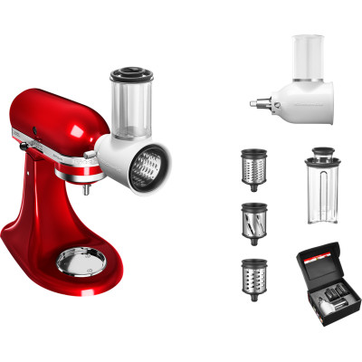 Save £50 at PRCDirect on KitchenAid 5KSM2FPPC 3 Piece Mixer Attacthment Set