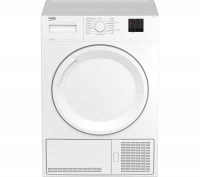 Save £30 at Currys on BEKO DTKCE70021W 7 kg Condenser Tumble Dryer - White, White
