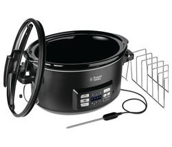 Save £30 at Currys on RUSSELL HOBBS Sous Vide Slow Cooker - Black