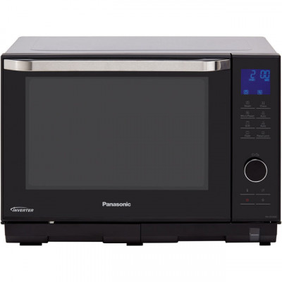 Save £50 at AO on Panasonic 4in1 Steam NN-DS596BBPQ 27 Litre Combination Microwave Oven - Black