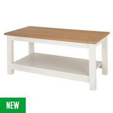 Save £20 at Argos on Argos Home Winchester Coffee Table