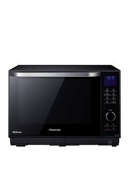 Save £40 at Very on Panasonic 27-Litre Freestanding 4-In-1 Steam Combination Microwave, Oven  Grill Nn-Ds596Bbp