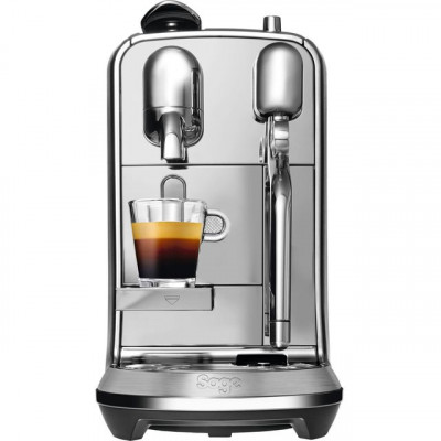 Save £100 at AO on Nespresso by Sage Creatista Plus BNE800BSS - Stainless Steel