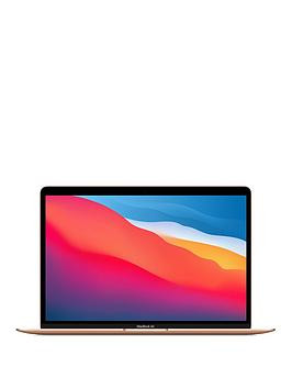 Save £150 at Very on Apple Macbook Air (M1, 2020) 8-Core Cpu And 7-Core Gpu, 8Gb Ram, 512Gb Storage - Gold