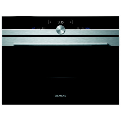 Save £222 at Appliance City on Siemens CM633GBS1B IQ-700 Built In Combination Microwave - STAINLESS STEEL