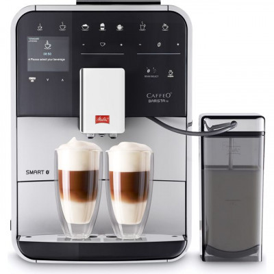 Save £120 at AO on Melitta Barista TS Smart 6764548 Bean to Cup Coffee Machine - Silver