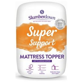 Save £11 at Argos on Slumberdown Support 4cm Mattress Topper - Double