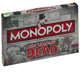 Save £6 at Argos on The Walking Dead Survival Edition Monopoly Board Game