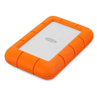 Save £24 at WEX Photo Video on LaCie Rugged Mini Portable Hard Drive - 4TB
