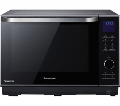 Save £40 at Currys on PANASONIC NN-DS596BBPQ Combination Microwave - Black, Black