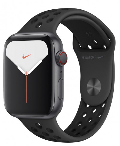 Save £60 at Argos on Apple Watch Nike S5 Cellular 44mm Space Grey Alu/Black Band