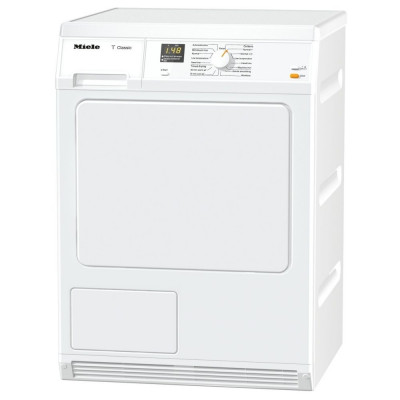 Save £100 at Appliance City on Miele TDA150C 7kg Condenser Tumble Dryer With Inclined Facia - WHITE