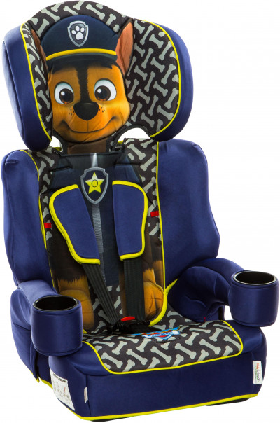 Save £10 at Halfords on Kids Embrace Paw Patrol Chase Group 123 Car Seat
