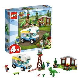 Save £3 at Argos on LEGO Toy Story 4: RV Vacation - 10767