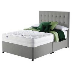 Save £195 at Argos on Silentnight Knightly 2000 Luxury Divan Bed - Double