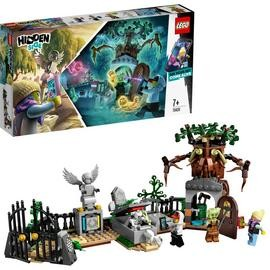 Save £2 at Argos on LEGO Hidden Side Graveyard Mystery Ghost AR Games Set- 70420