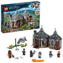 Save £3 at Argos on LEGO Harry Potter Hagrid's Hut Hippogriff Rescue Set - 75947