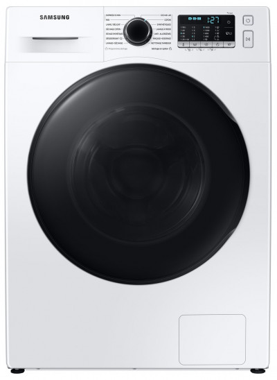 Save £100 at Argos on Samsung WD80TA046BE/EU 8KG/5KG Ecobubble Washer Dryer White