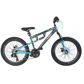 Save £30 at Argos on Muddyfox Nebraska 24 Inch Dual Supsension Kids Bike