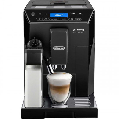 Save £177 at AO on De'Longhi Eletta Cappuccino ECAM44.660.B Bean to Cup Coffee Machine - Black