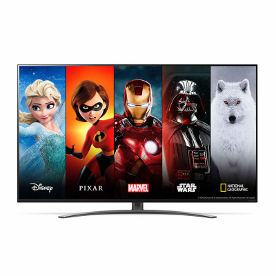 Save £66 at PRCDirect on LG 49NANO866NA 49 Nano86 Series 4K Smart NanoCell TV (2020)