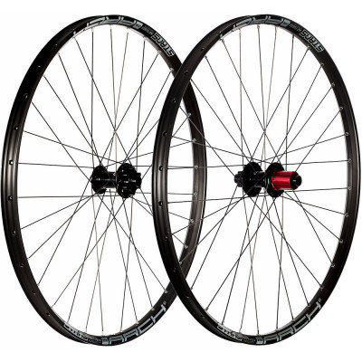 Save £70 at Chain Reaction Cycles on Stans No Tubes Arch S1 Mountain Bike Wheelset - Black - Grey - 15x100mm / 12x142mm, Black - Grey