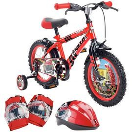 Save £10 at Argos on Pedal Pals 14 Inch Racer Kids Bike and Accessories Set