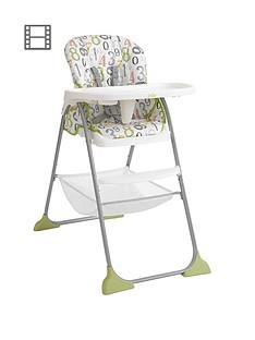 Save £5 at Very on Joie Mimzy Snacker Highchair - 123